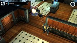 In game image of Shadowrun Online on the Valve Steam.