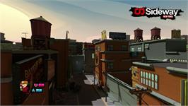 In game image of Sideway New York on the Valve Steam.