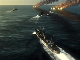 In game image of Silent Hunter®: Wolves of the Pacific U-Boat Missions on the Valve Steam.