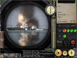 In game image of Silent Hunter® III on the Valve Steam.