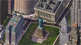 In game image of SimCity 4 Deluxe Edition on the Valve Steam.