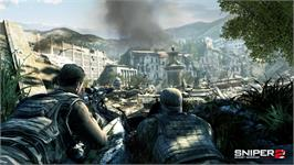 In game image of Sniper: Ghost Warrior 2 on the Valve Steam.