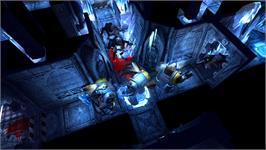 In game image of Space Hulk - Space Wolves Chapter on the Valve Steam.