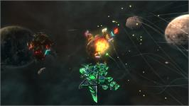 In game image of Space Pirates and Zombies 2 on the Valve Steam.