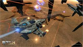 In game image of Star Conflict: Mercenary Pack - Soldier of Fortune on the Valve Steam.