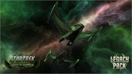 In game image of Star Trek Online: Legacy Pack on the Valve Steam.