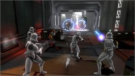 In game image of Star Wars The Clone Wars: Republic Heroes on the Valve Steam.