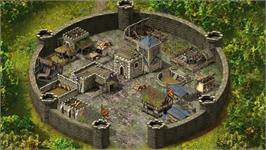 In game image of Stronghold Kingdoms on the Valve Steam.