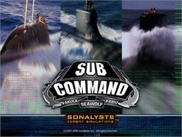 In game image of Sub Command on the Valve Steam.