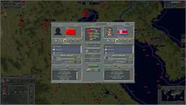 In game image of Supreme Ruler: Cold War on the Valve Steam.