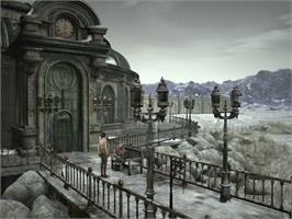 In game image of Syberia on the Valve Steam.