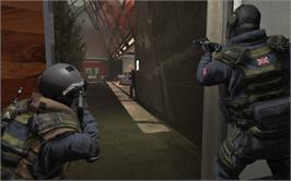 In game image of Takedown: Red Sabre on the Valve Steam.