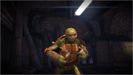 In game image of Teenage Mutant Ninja Turtles: Out of the Shadows on the Valve Steam.