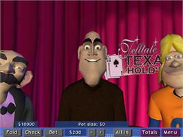 In game image of Telltale Texas Hold Em on the Valve Steam.