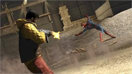 In game image of The Amazing Spider-Man 2 on the Valve Steam.