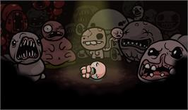 In game image of The Binding of Isaac on the Valve Steam.