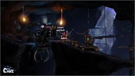 In game image of The Cave on the Valve Steam.