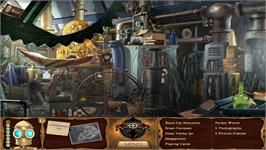 In game image of The Clockwork Man on the Valve Steam.