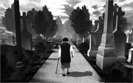 In game image of The Graveyard on the Valve Steam.
