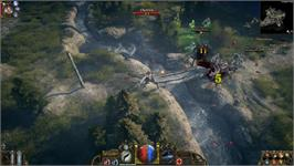 In game image of The Incredible Adventures of Van Helsing on the Valve Steam.
