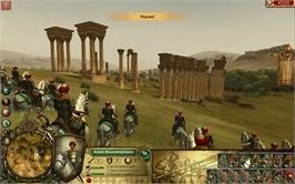 In game image of The Kings' Crusade on the Valve Steam.