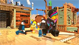 In game image of The LEGO® Movie - Videogame on the Valve Steam.