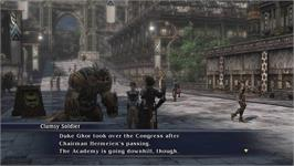 In game image of The Last Remnant on the Valve Steam.
