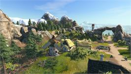 In game image of The Settlers 7: Paths to a Kingdom: Deluxe Gold Edition on the Valve Steam.