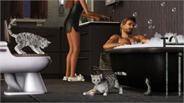 In game image of The Sims 3 Pets on the Valve Steam.