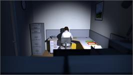 In game image of The Stanley Parable on the Valve Steam.