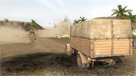 In game image of Theatre of War 2: Africa 1943 on the Valve Steam.