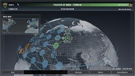 In game image of Tom Clancy's EndWar on the Valve Steam.