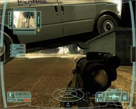 In game image of Tom Clancy's Ghost Recon Advanced Warfighter® on the Valve Steam.