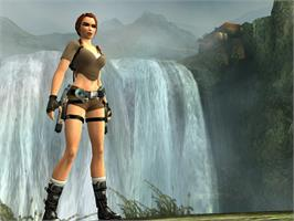 In game image of Tomb Raider: Legend on the Valve Steam.