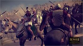 In game image of Total War: ROME II  Hannibal at the Gates on the Valve Steam.