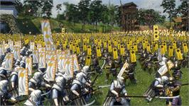 In game image of Total War: SHOGUN 2 on the Valve Steam.