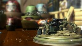 In game image of Toy Soldiers: Complete on the Valve Steam.