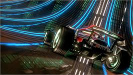 In game image of TrackMania² Stadium on the Valve Steam.