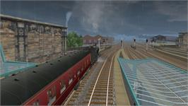 In game image of Trainz Settle and Carlisle on the Valve Steam.