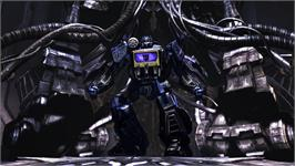 In game image of Transformers: War for Cybertron on the Valve Steam.