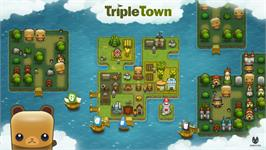 In game image of Triple Town on the Valve Steam.