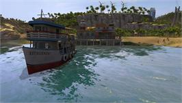 In game image of Tropico 3: Absolute Power on the Valve Steam.
