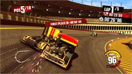 In game image of Truck Racer on the Valve Steam.