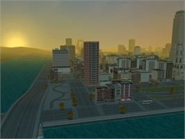 In game image of Tycoon City: New York on the Valve Steam.