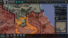 In game image of Unity of Command: Stalingrad Campaign on the Valve Steam.