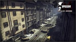 In game image of Uprising44: The Silent Shadows on the Valve Steam.