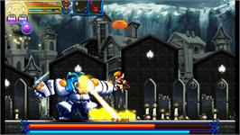 In game image of Valdis Story: Abyssal City on the Valve Steam.