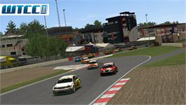 In game image of WTCC 2010  Expansion Pack for RACE 07 on the Valve Steam.