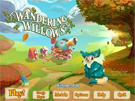 In game image of Wandering Willows on the Valve Steam.