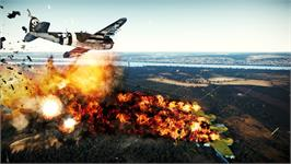 In game image of War Thunder - Mustang Advanced Pack on the Valve Steam.
